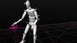 Sample Data from SIGGRAPH 2013 in FBX, BVH and C3D formats.