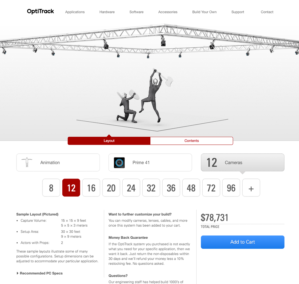 Website Pricing Screenshot